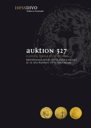 Cover Auktion 327 - Hess Divo AG Zürich
